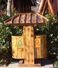 景区垃圾箱 环保回收箱
