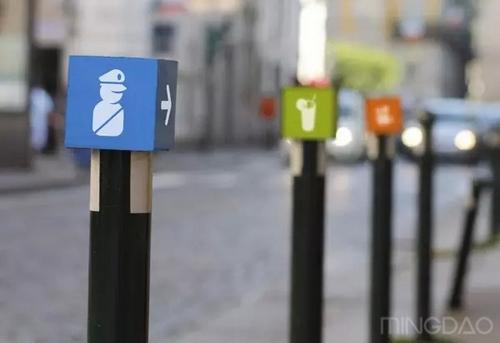 城市交通导向标识系统设计|交通导视系统案例