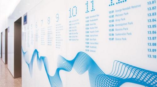 悉尼水务局导视系统设计-国外导视系统赏析